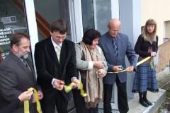 31.8.2010 - Slavnostní otevření nové budovy ZUŠ, Vimperk