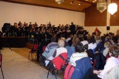 Adventní koncert dechového orchestru - 18. 12. 2005