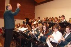 adventní koncert dechového orchestru, Vimperk - 16.12.2007