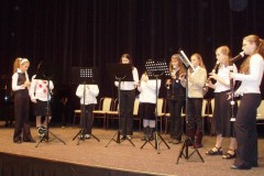 adventní koncert, sál MěKS Vimperk - 2. prosince 2007