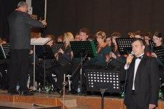 Vánoční koncert Čkyně 20.12.2014 (foto: Michal Bártík)