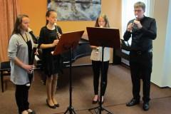 Jarní koncert, 4. 4. 2017, sál ZUŠ Vimperk