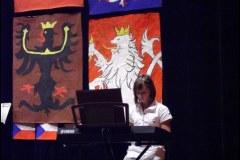 Koncert ke Dni republiky, 27.10.2009, (foto Zdeněk Přibyl)