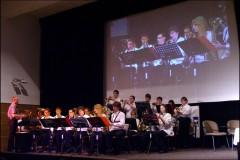 Křest knihy Vimperk – Zmizelé Čechy – taneční orchestr - 6. prosince 2007