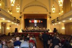 Mezinárodní festival dechových hudeb, Praha, 4.-5.1.2008