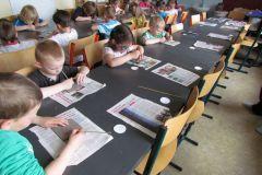 Návštěva dětí z MŠ Vimperk, 12. 5. 2014