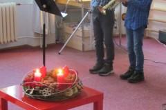 Předvánoční koncert v LDN nemocnici Vimperk, 10. 12. 2018