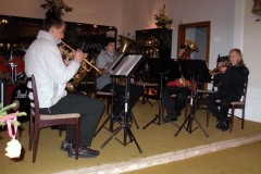 předvánoční koncert v zámecké kapli , Vimperk - 13. prosince 2007