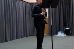 Předvánoční koncert ve Vacově, 10. 12. 2019