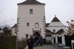 Přehlídka komorních souborů Trhové Sviny, Nové Hrady - 9. 11. 2005