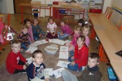 Přípravná hudební výchova - září 2007