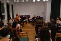 Třídní koncert Ivana Boreše, 23. 1. 2020