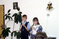 Vánoční koncert Čkyně - 13. 12. 2005