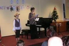 Vánoční koncert PHV 16.12.2010, Vimperk
