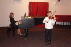 Veřejný žákovský koncert, 12.11.2009