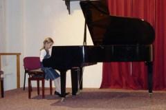 Veřejný žákovský koncert 7.3.2007, Vimperk