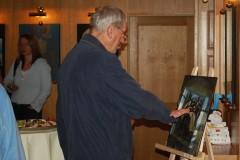Vernisáž prací absolventů výtvarného oboru, 2.5.2011, Galerie U Šaška, MěKS Vimperk