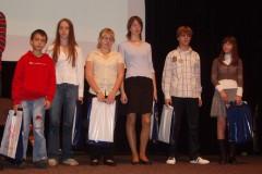 Vyhlášení soutěže - Talent okresu Prachatice, 25.11.2009
