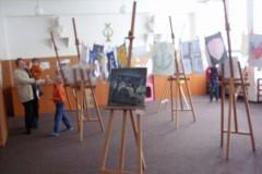 Výstava výtvarného oboru 2009, 2010