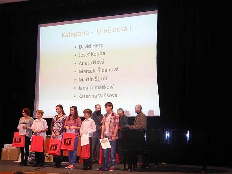 Talent okresu Prachatice