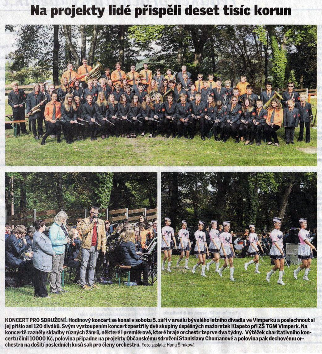 Prachatický deník 9.9.2015