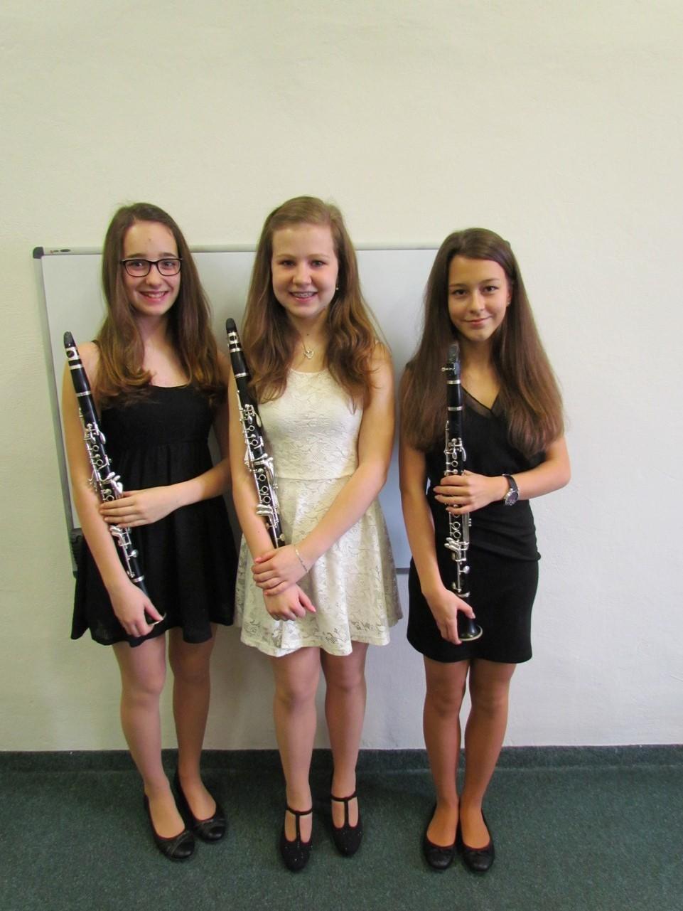 Klarinetové trio