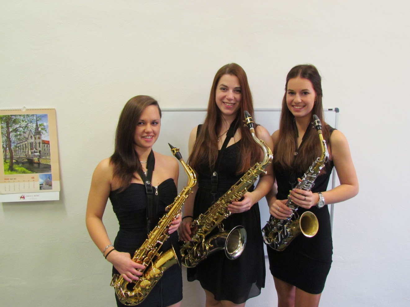 Saxofonové trio