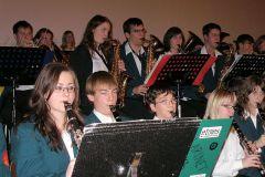 Adventní koncert dechového orchestru - 14.12.2008, Cihelna Vimperk