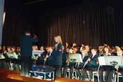 adventní koncert dechového orchestru, Čkyně - 15.12.2007
