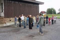 Soustředění, Nové Hutě–Kodrea, 24.8.–30.8.2008